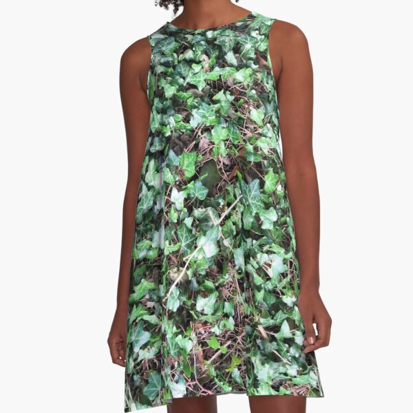 Tangled Ivy Bed A-Line Dress