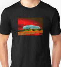 the power of ULURU Unisex T-Shirt