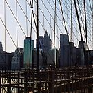 Bridged NYC by Jodi Webb