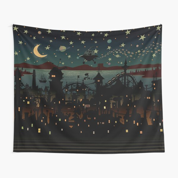 Visitor Tapestry