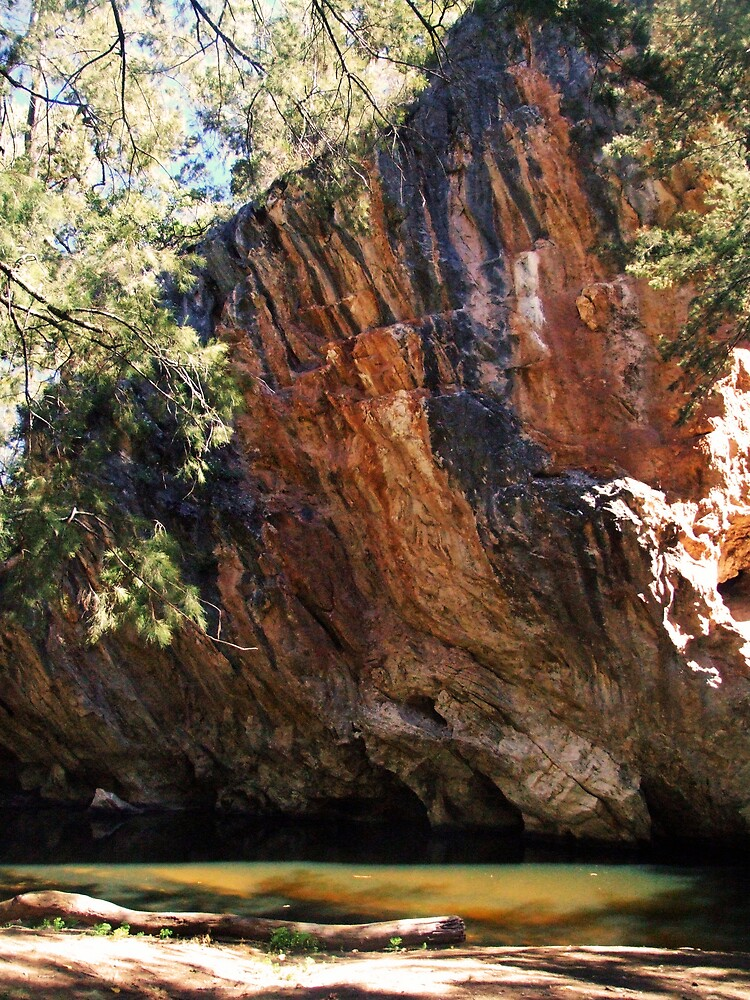 cliff by AnnM