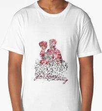"""Emma & Hook Flower Graphic - """"Pick a partner..."""" Long T-Shirt"""