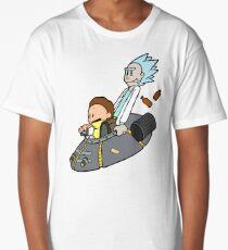 Rick and Morty Long T-Shirt