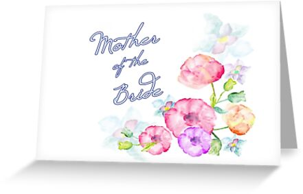 Mother of the bride greeting cards by barbny redbubble mother of the bride by barbny m4hsunfo
