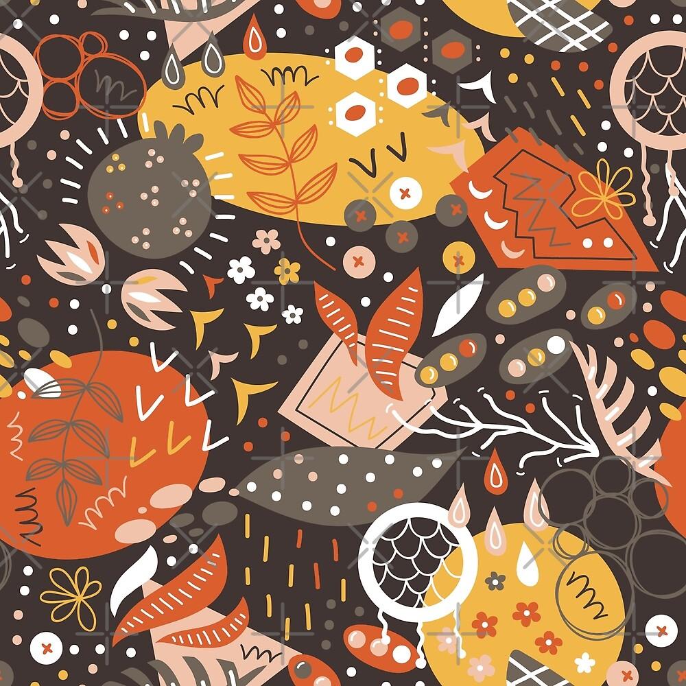 Modern spirit by Yuliia Studzinska
