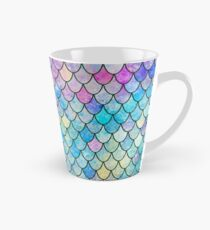 mermaid scales Tall Mug