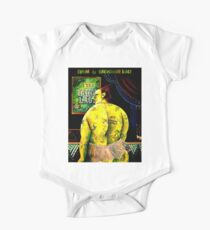 LYDIA: The Tattooed Lady by Dali Painting Print Kids Clothes