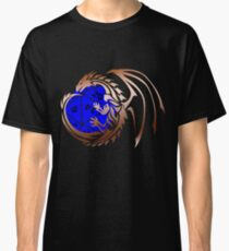 Dungeons and Dragons - Copper and Blue! Classic T-Shirt