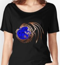 Dungeons and Dragons - Copper and Blue! Women's Relaxed Fit T-Shirt