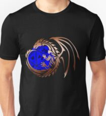 Dungeons and Dragons - Copper and Blue! Unisex T-Shirt