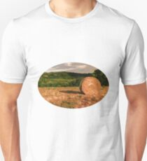 Sunset in the countryside T-Shirt