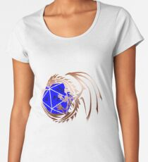 Dungeons and Dragons - Copper and Blue! Women's Premium T-Shirt
