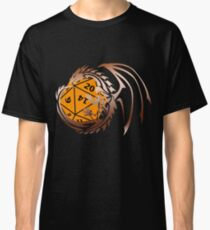 Dungeons and Dragons - Copper and Orange! Classic T-Shirt