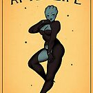 Afterlife Dancer by pigbee