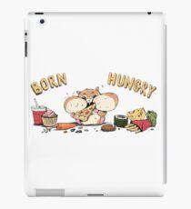 Born Hungry iPad Case/Skin