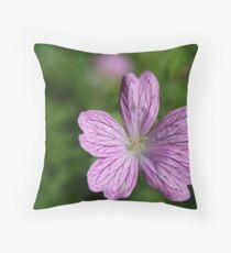 Donegal Flower Throw Pillow