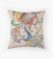 Take Me Away From Here Throw Pillow