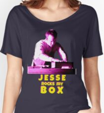 Jesse Rocks My Box! Women's Relaxed Fit T-Shirt