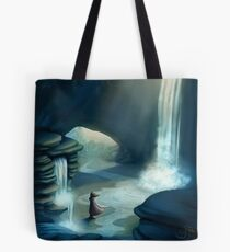 Lonely Journey Tote Bag
