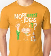 Masterplans T-Shirt
