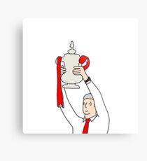 Wenger FA Cup 2017 Metal Print