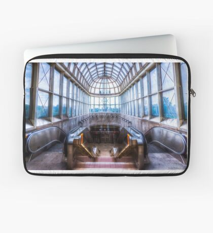 Yorkdale Subway Station Laptop Sleeve
