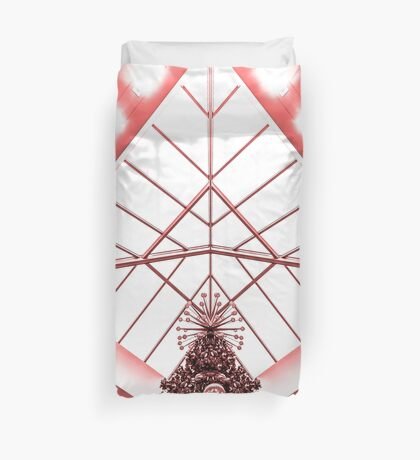Happy Holidays 3 Duvet Cover