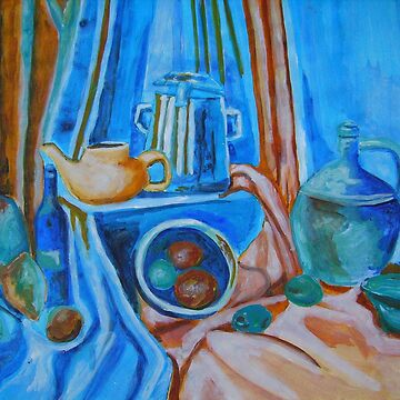 Still Life 6 by Vivana