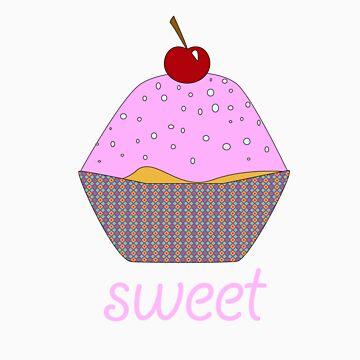 cupcakes are sweet by jaxfae