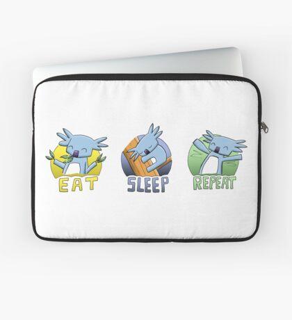 Cute Koala - Eat Sleep Repeat Laptop Sleeve