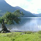 Buttermere - Lake District by Louise Green
