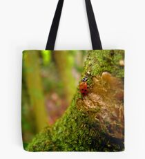Your Tree, My Mountain Tote Bag