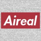 Aireal Supreme Logo by AiReal Apparel by airealapparel