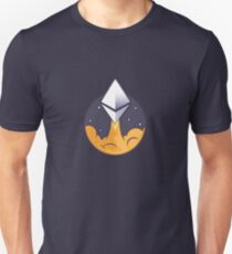 Ether To The Moon Space Diamond Tee | Ether Blast Off 2017 Unisex T-Shirt