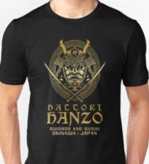 Hattori Hanzo (swords and sushi)  T-Shirt