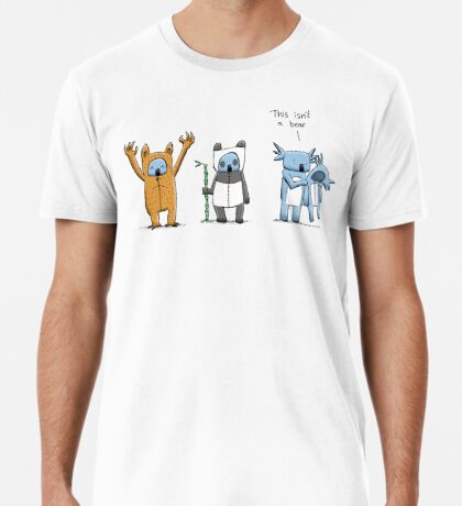 Koala Is Not A Bear Premium T-Shirt