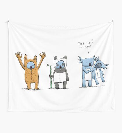 Koala Is Not A Bear Wall Tapestry