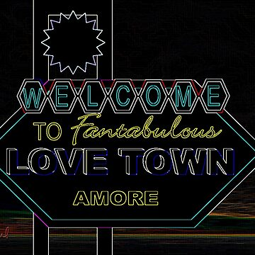 Love Town by storecee