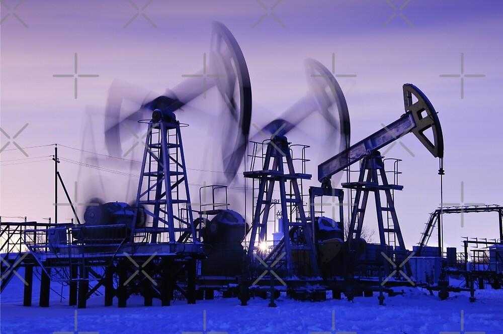 Oil pumps by bashta