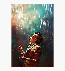 Doctor who · Eleventh doctor Photographic Print