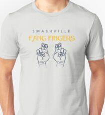 Smashville Fang Fingers  for Predators Hockey Unisex T-Shirt