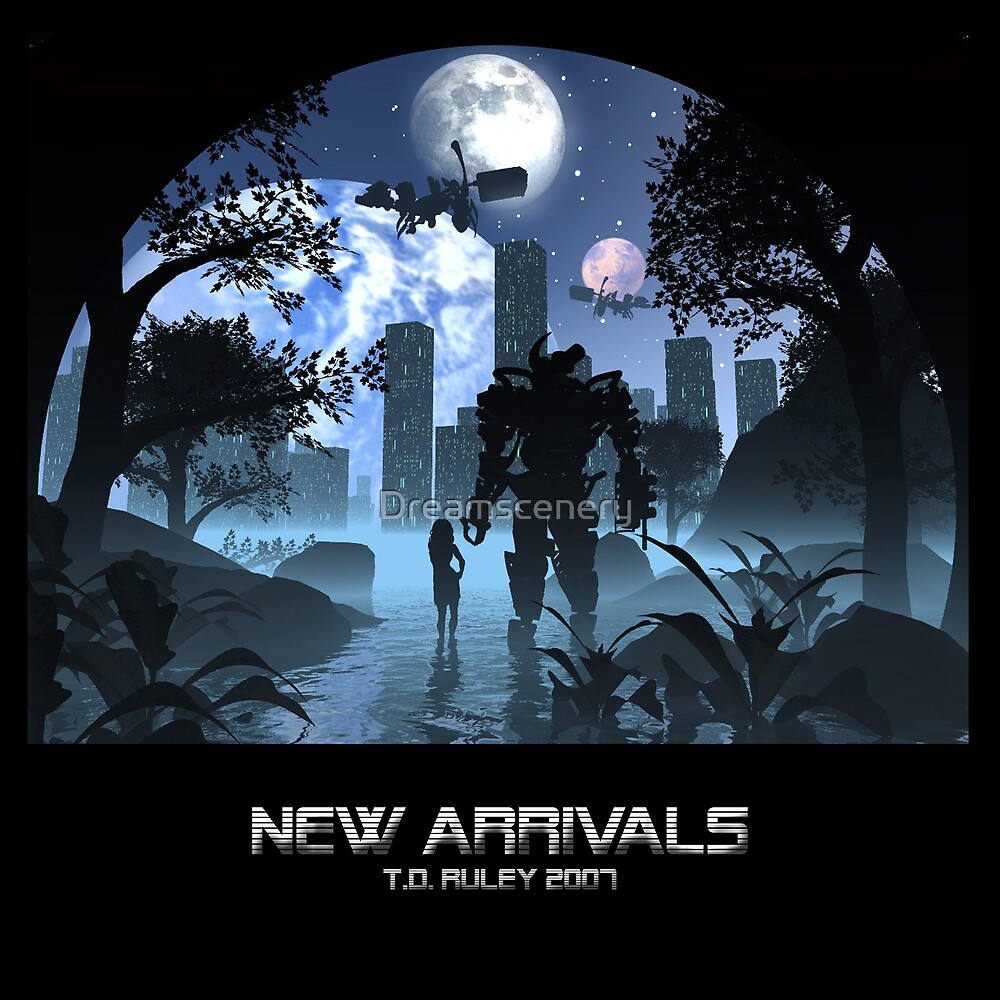 New Arrivals by Dreamscenery
