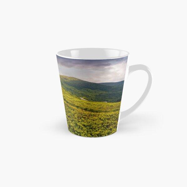 high mountain landscape Tall Mug