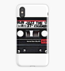 The 37th Chamber Mixtape iPhone Case/Skin