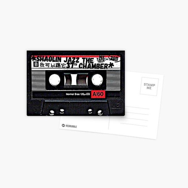 The 37th Chamber Mixtape Postcard