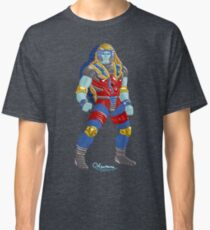 The Stoic Leader of Stone by Kevenn T. smith Classic T-Shirt