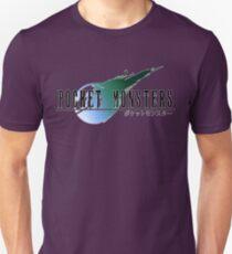 Final Pokemon Fantasy VII Unisex T-Shirt