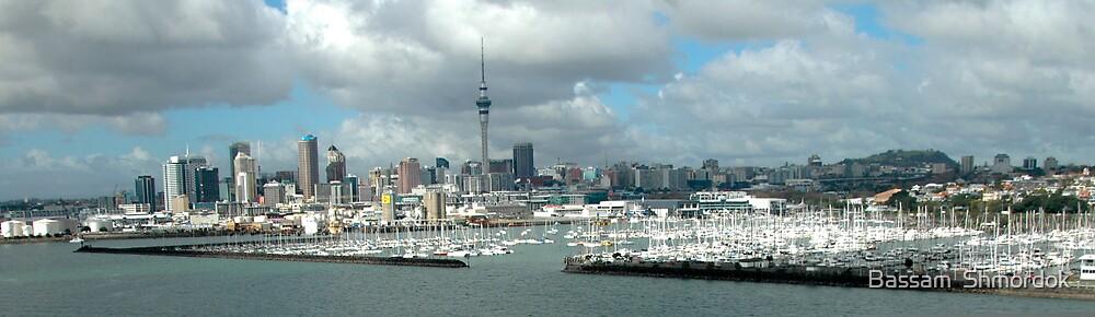 Auckland by Bassam  Shmordok