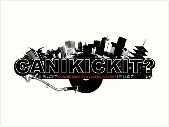 CAN I KICK IT? - City by SHAOLIN JAZZ