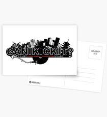 CAN I KICK IT? - City Postcards